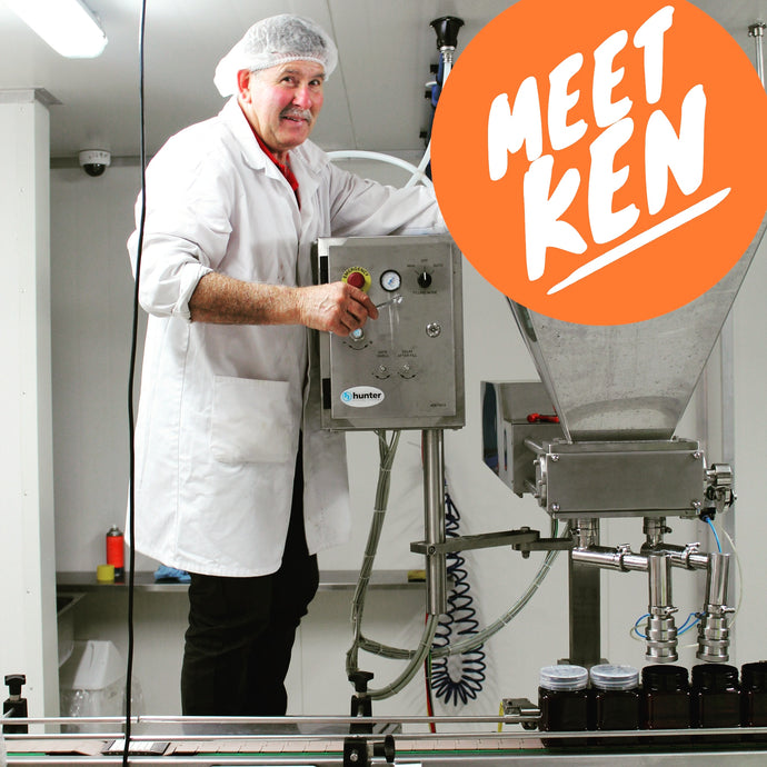 Meet Ken - Manuka Extra's General Manager
