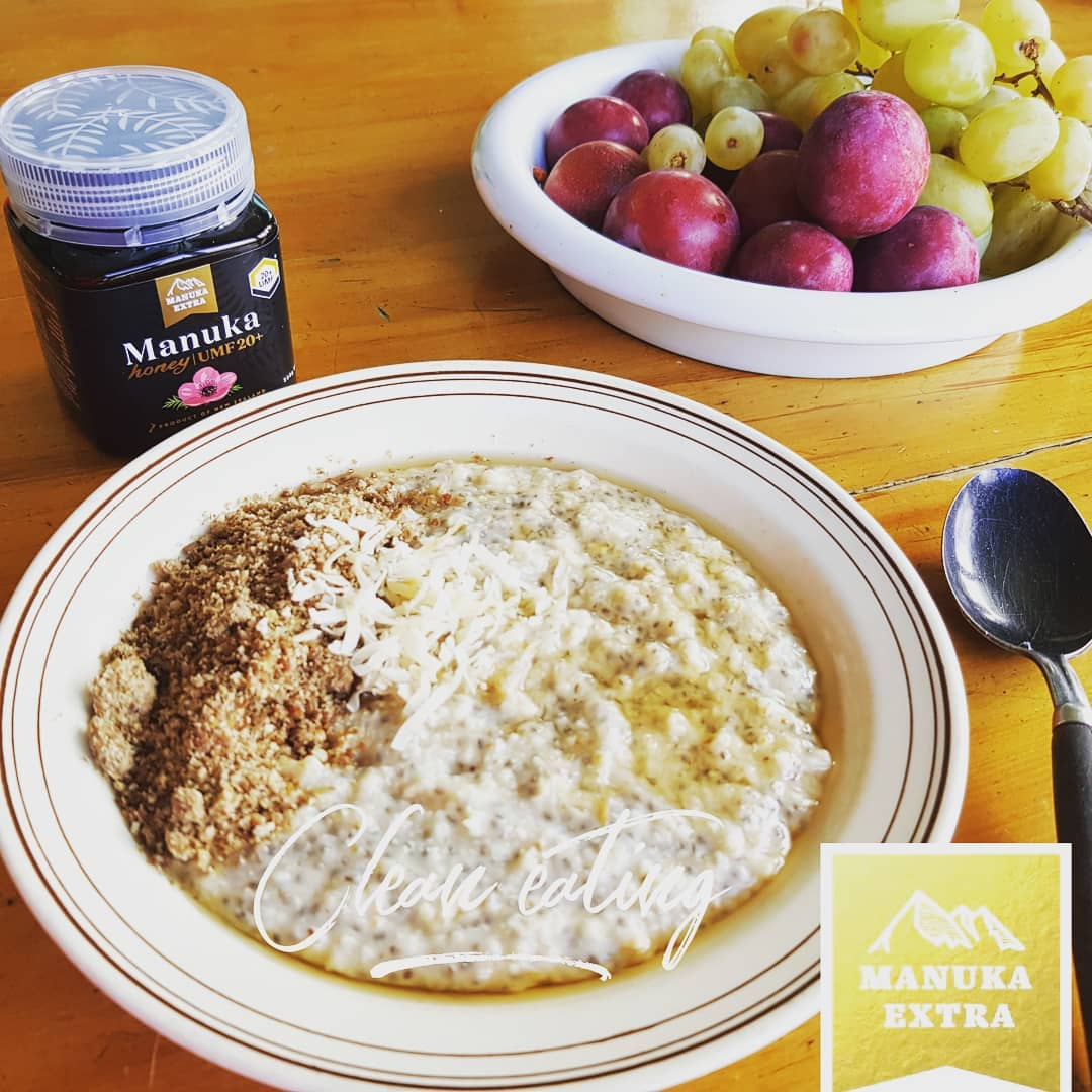 Manuka Extra Healthy Breakfast