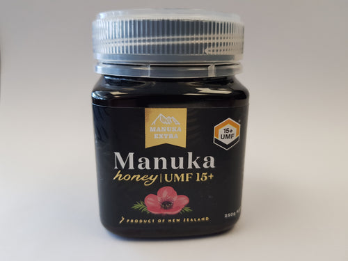 Manuka Extra UMF15+ Manuka Honey