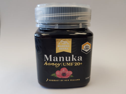 Manuka Extra UMF20+ Manuka Honey