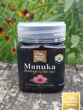 Load image into Gallery viewer, UMF 20+ NZ Manuka Honey 250g