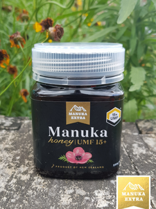 UMF 15+ NZ Manuka Honey 500g