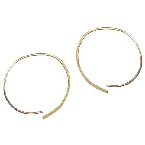 Hoops - Open XL - RoseGold