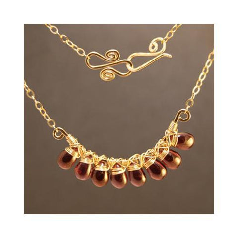 Necklace 310 - Silver