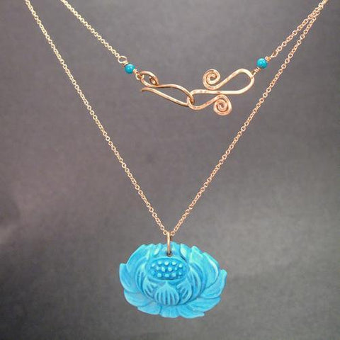 Necklace 321 - Gold