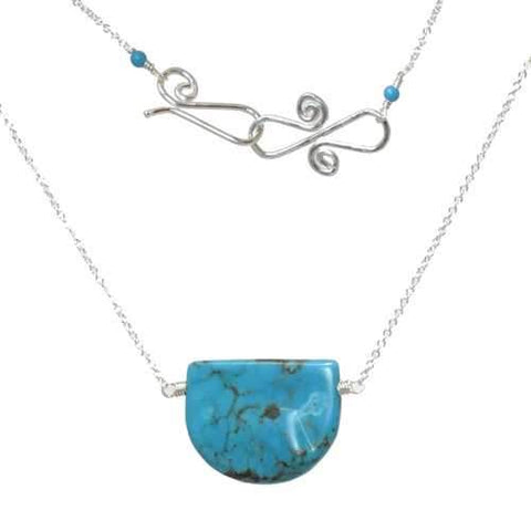 Necklace 352 - Silver