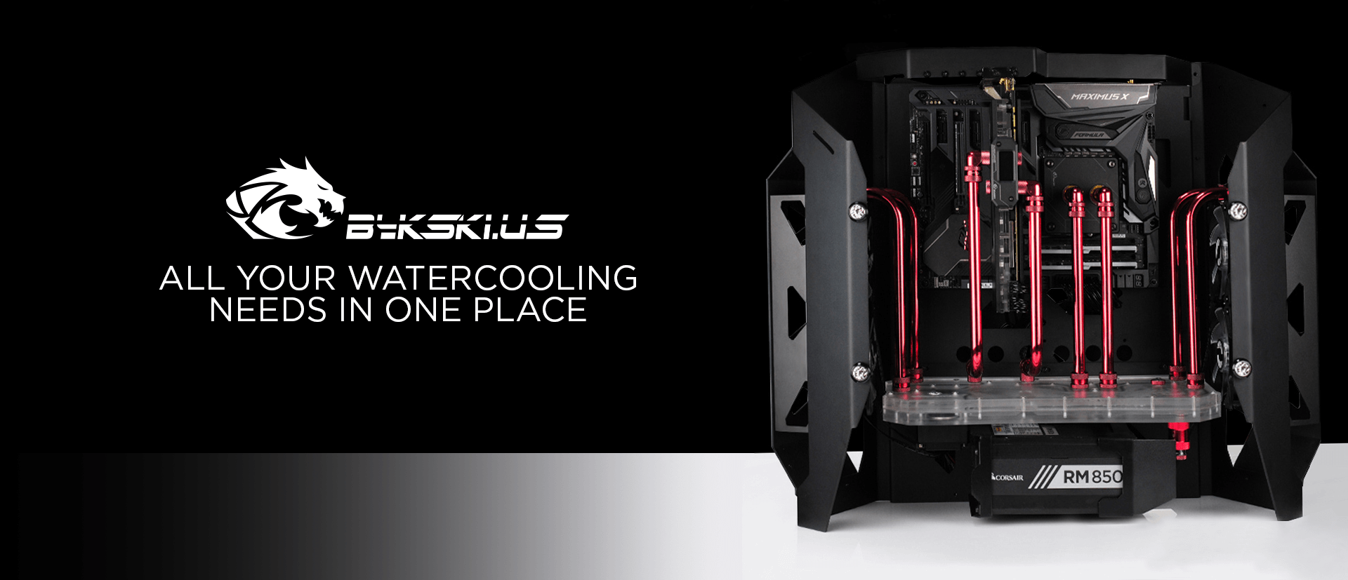 Bykski US | Quality Water Cooling | Cutting Edge Designs – BYKSKI US