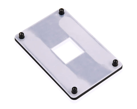Bykski Backplate for AMD Ryzen 3/5/7 CPU Blocks - Socket AM4 (B-AM4-BE)