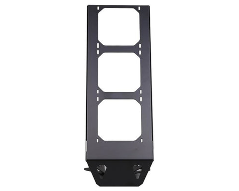 Bykski External 360mm Radiator Mount Stand - Black (B-3FN-INPM)