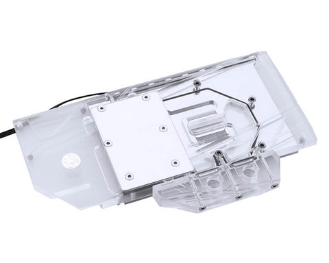 Bykski GALAX RTX 2070 GAMER Full Coverage GPU Water Block - Clear (N-GY2070GAMER-X)