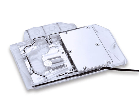 Bykski MSI RTX 2060 GAMING Z 6G Full Coverage GPU Water Block - Clear (N-MS2060GAMING-Z-X)
