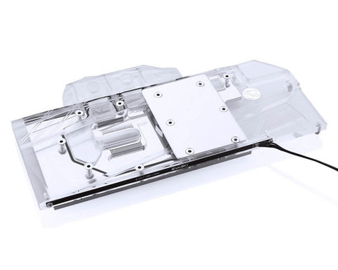 Bykski Zotac RTX 2060 6GD6 Plus OC6 Full Coverage GPU Water Block - Clear (N-ST2060PLUS-X)