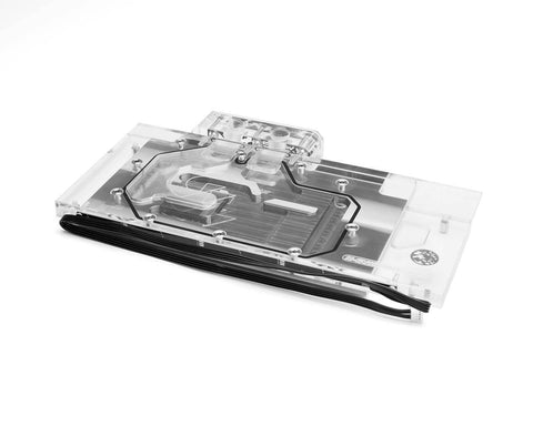 Bykski Gigabyte AORUS GTX 1080 Ti Full Coverage GPU Water Block - Clear (N-GV1080TIXT-X)