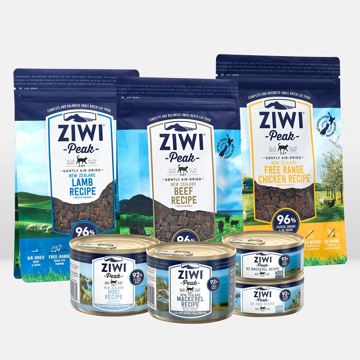 ZIWI Peak for Cats top quality food