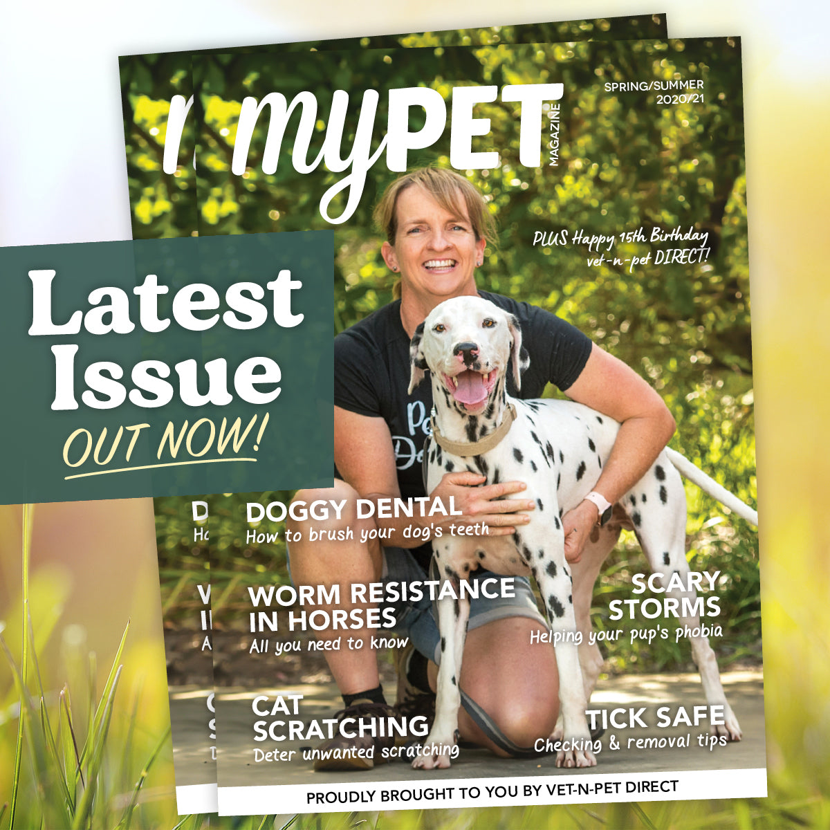 myPET Magazine Free Information for Pet Lovers
