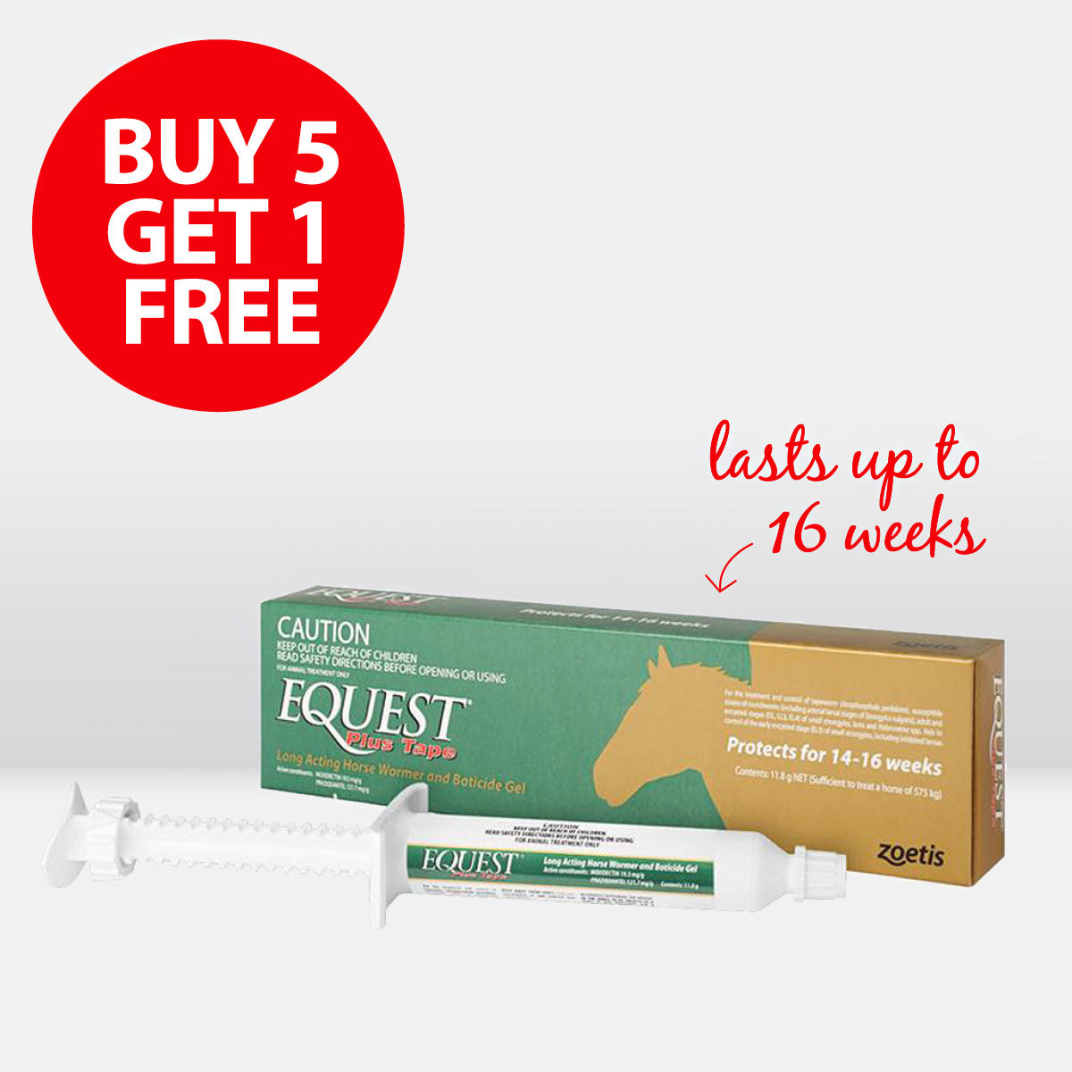 Equest Buy 5 GET 1 FREE