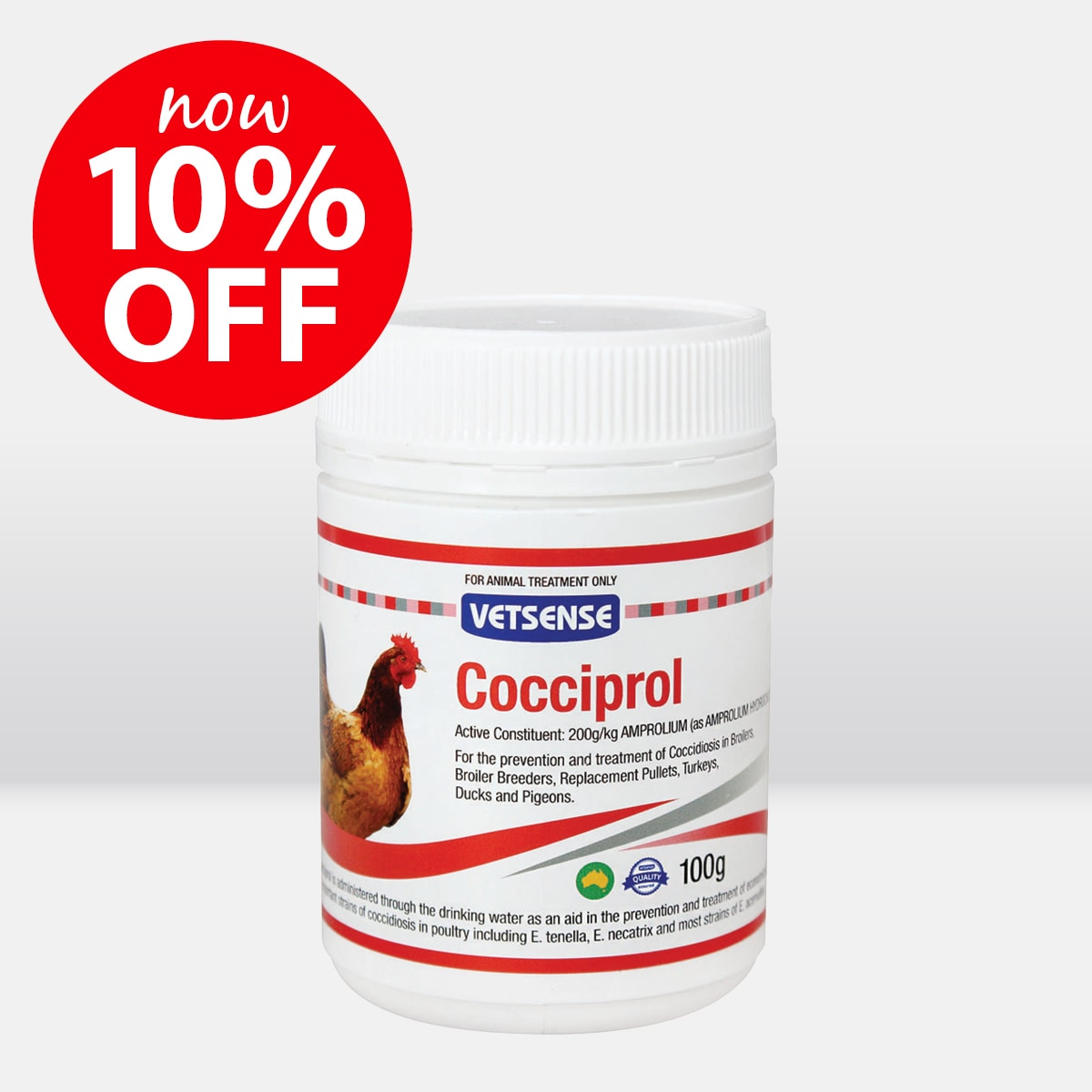 Cocciprol ON SALE NOW