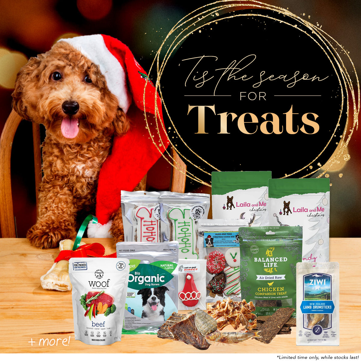 Christmas treats for your dog