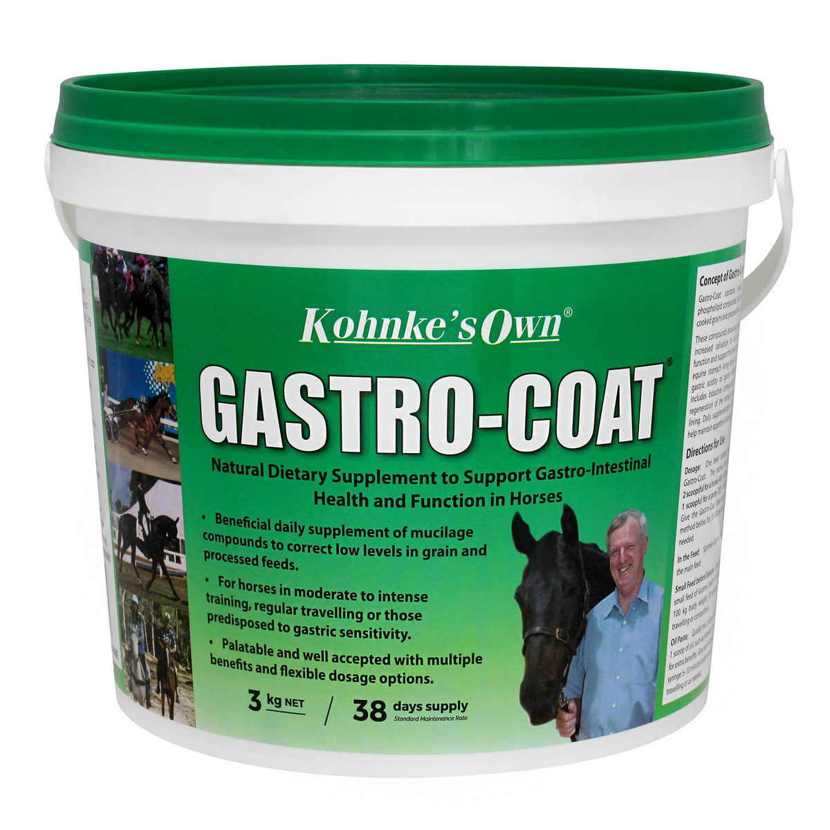 Kohnke's Own Gastro Coat