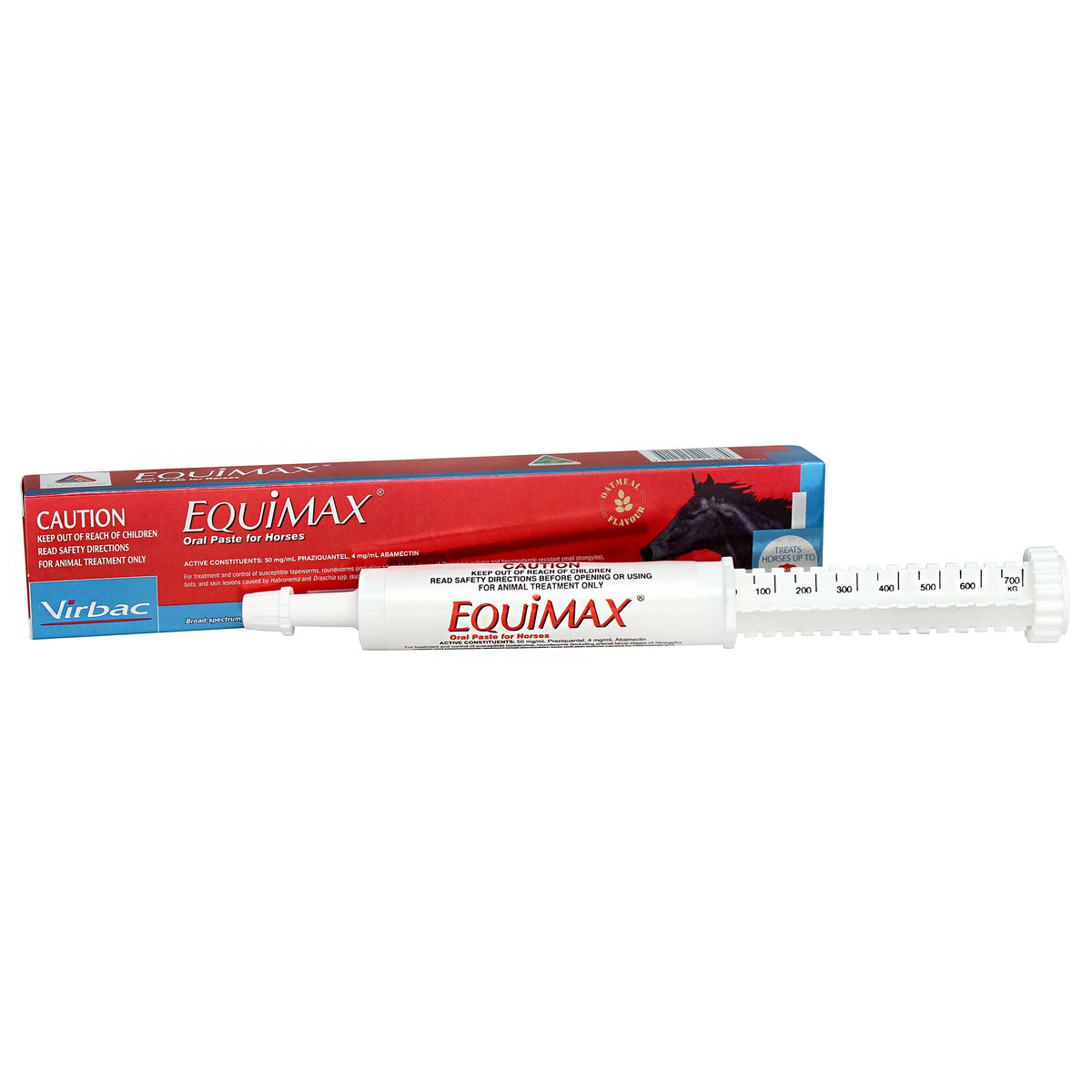 Equimax Oral Wormer Paste for Horses 35mL