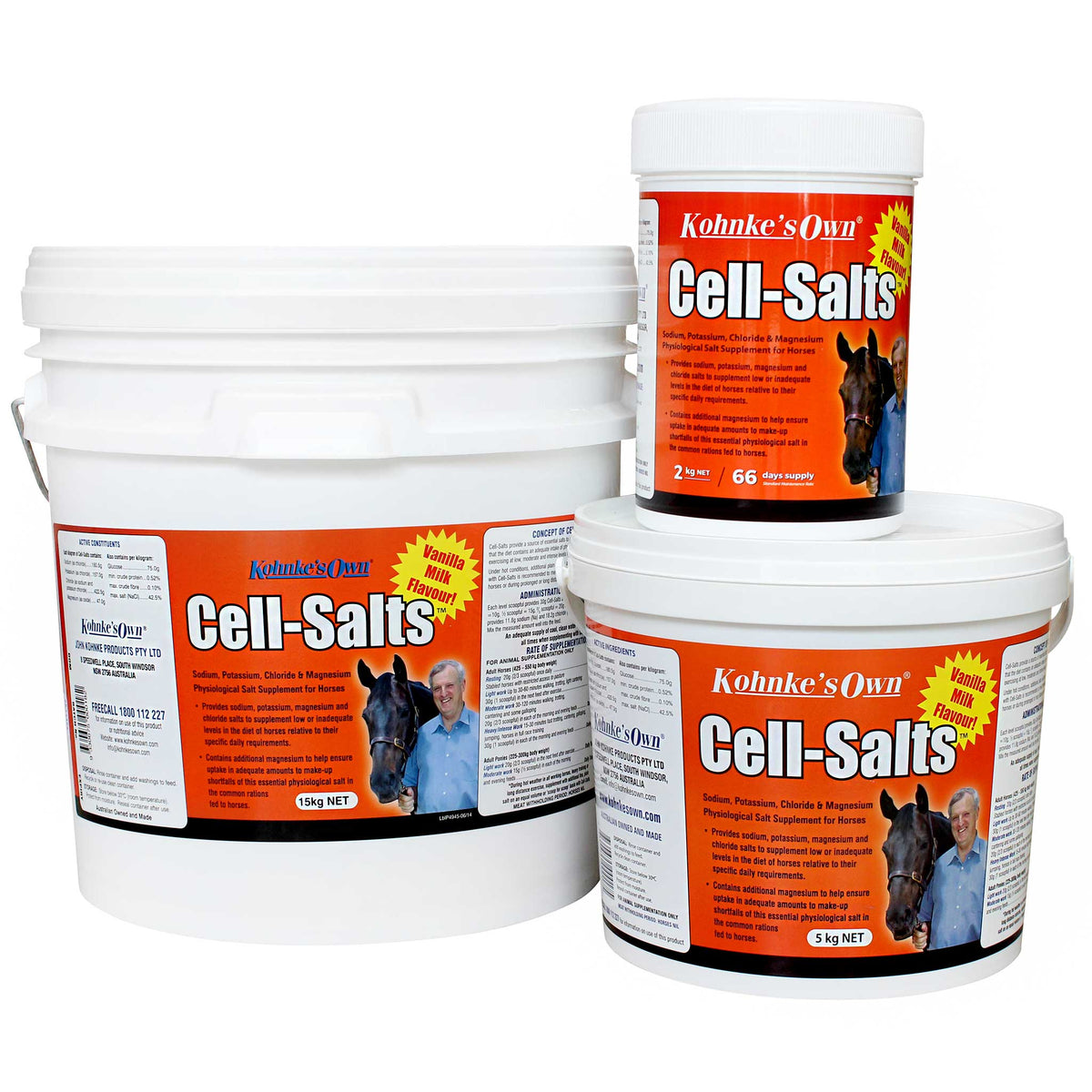 Kohnke's Own Cell Salts
