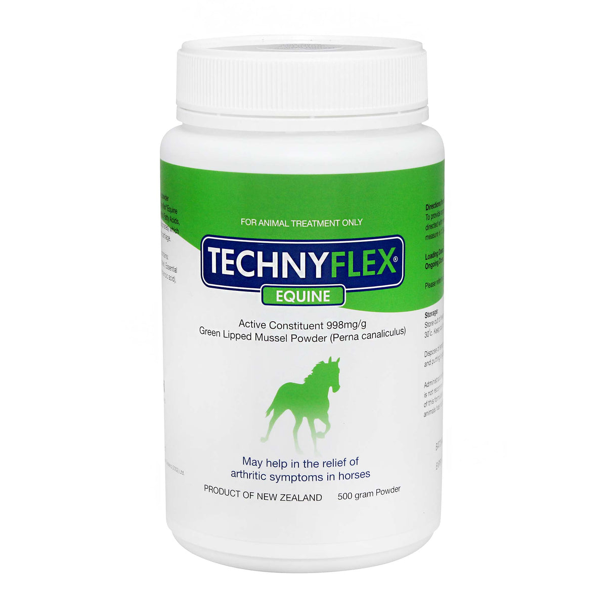 Technyflex Equine Natural Anti-inflammatory Powder for Horses