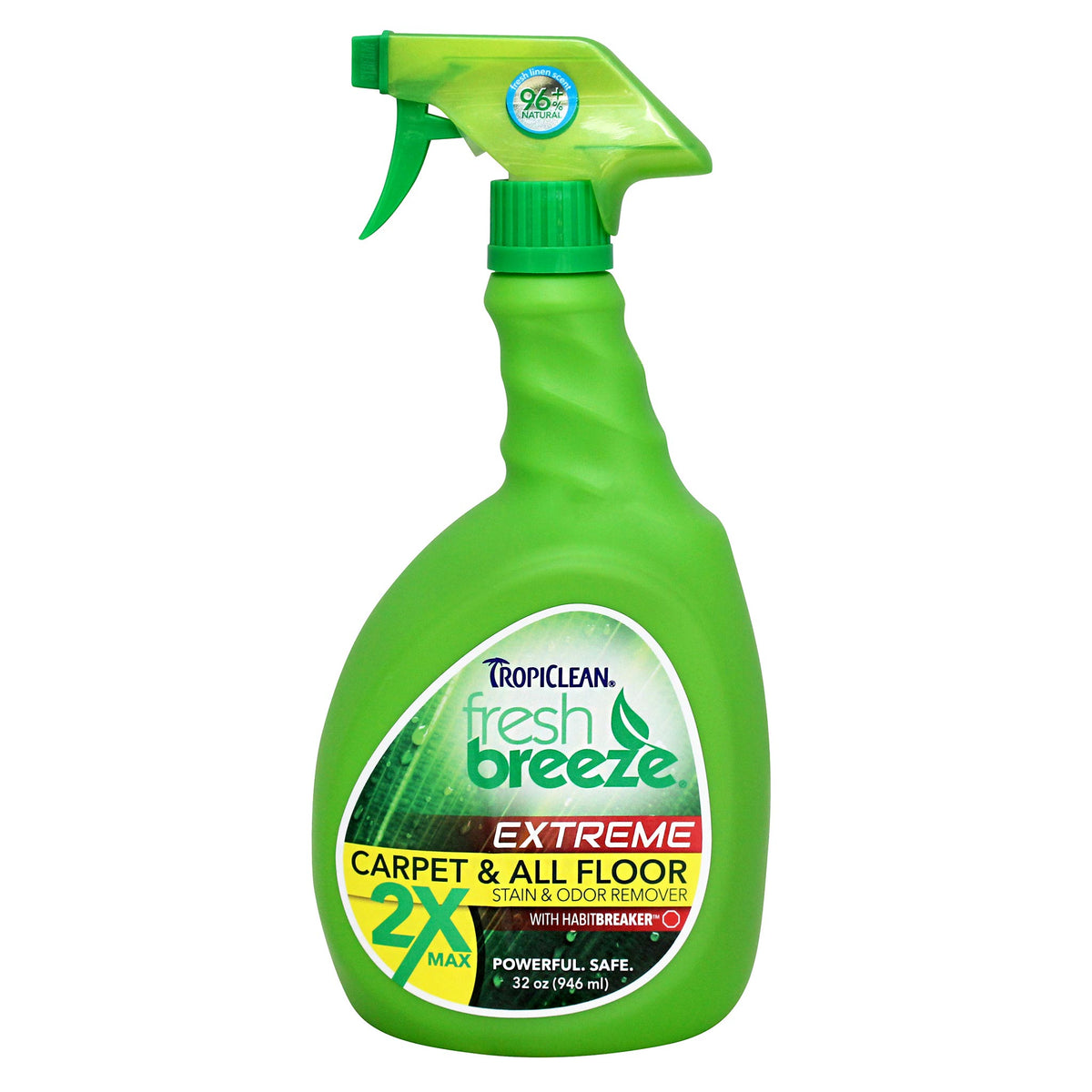 Tropiclean Extreme Carpet & All Floors Stain & Odour Remover