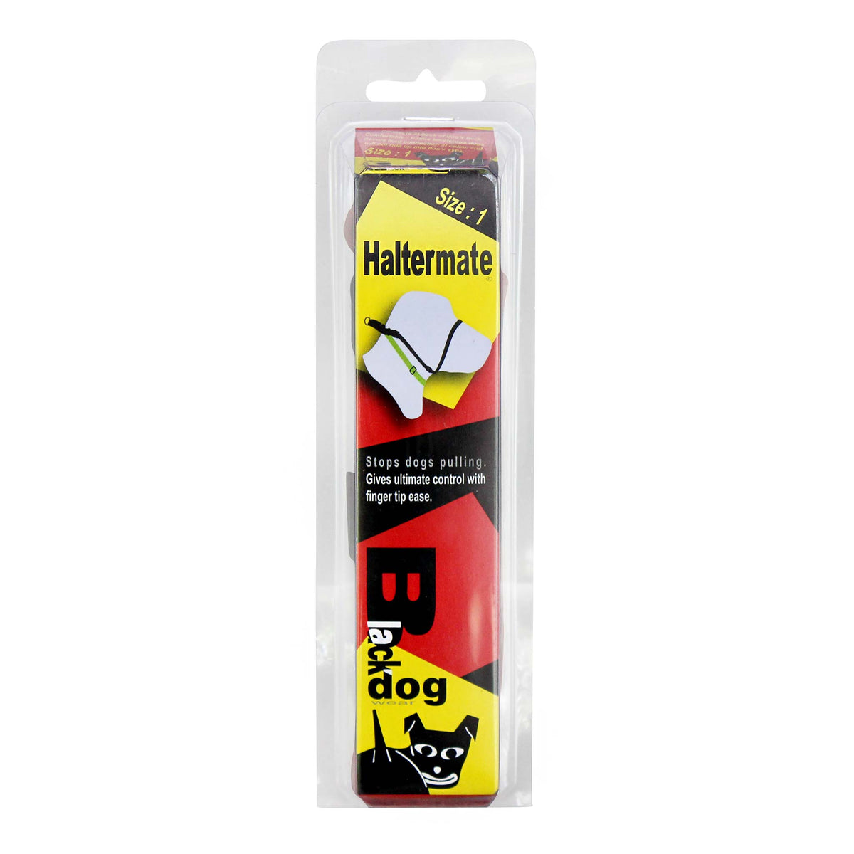 Black Dog Haltermate