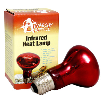 Anarchy Reptile Infrared Heat Lamp