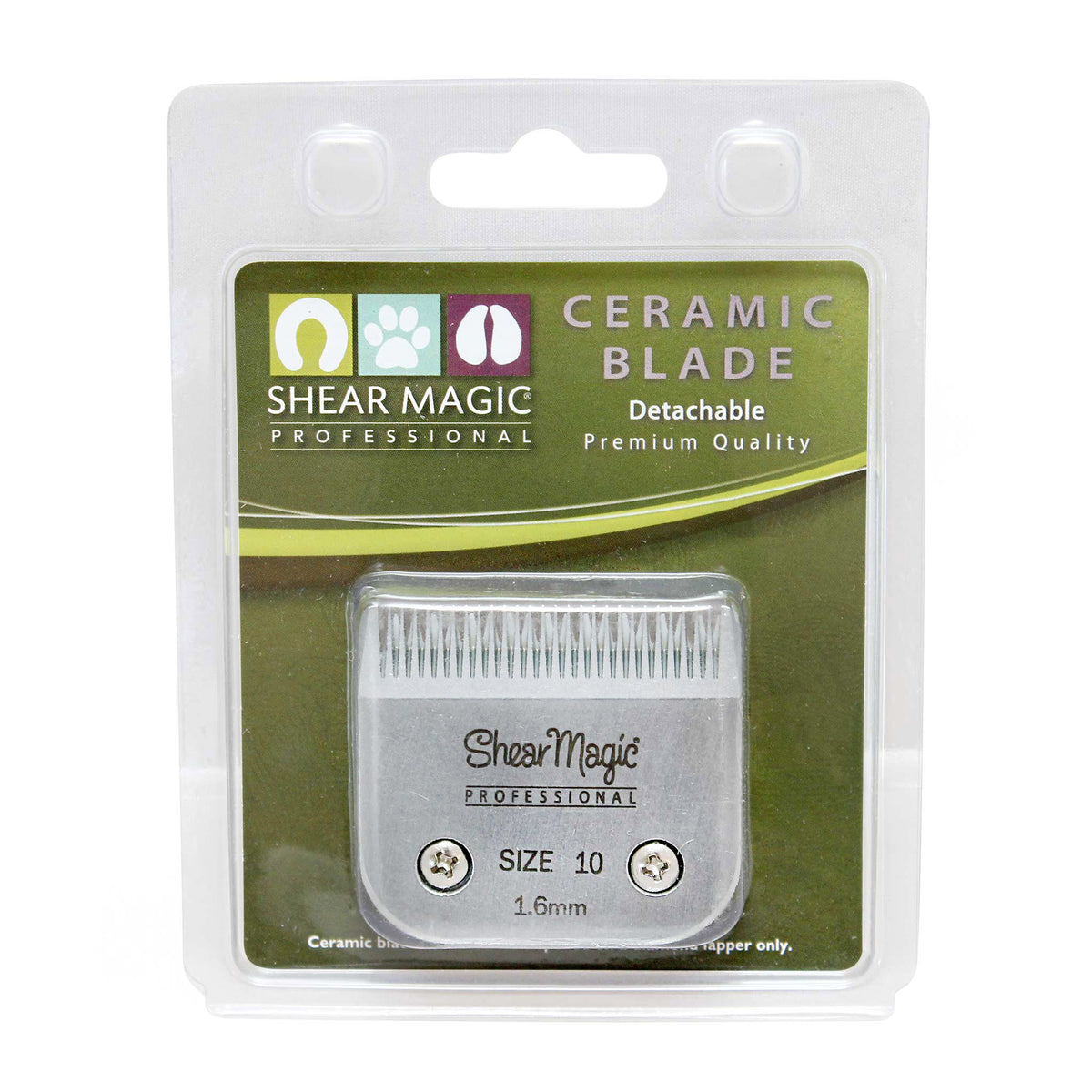 Shear Magic Ceramic Clipper Blades
