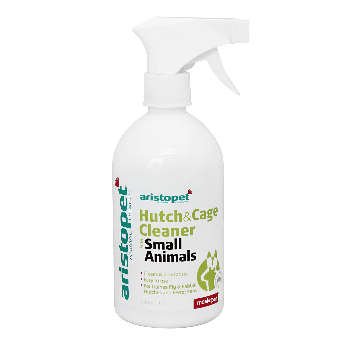 Aristopet Hutch & Cage Cleaner for Small Animals 500mL