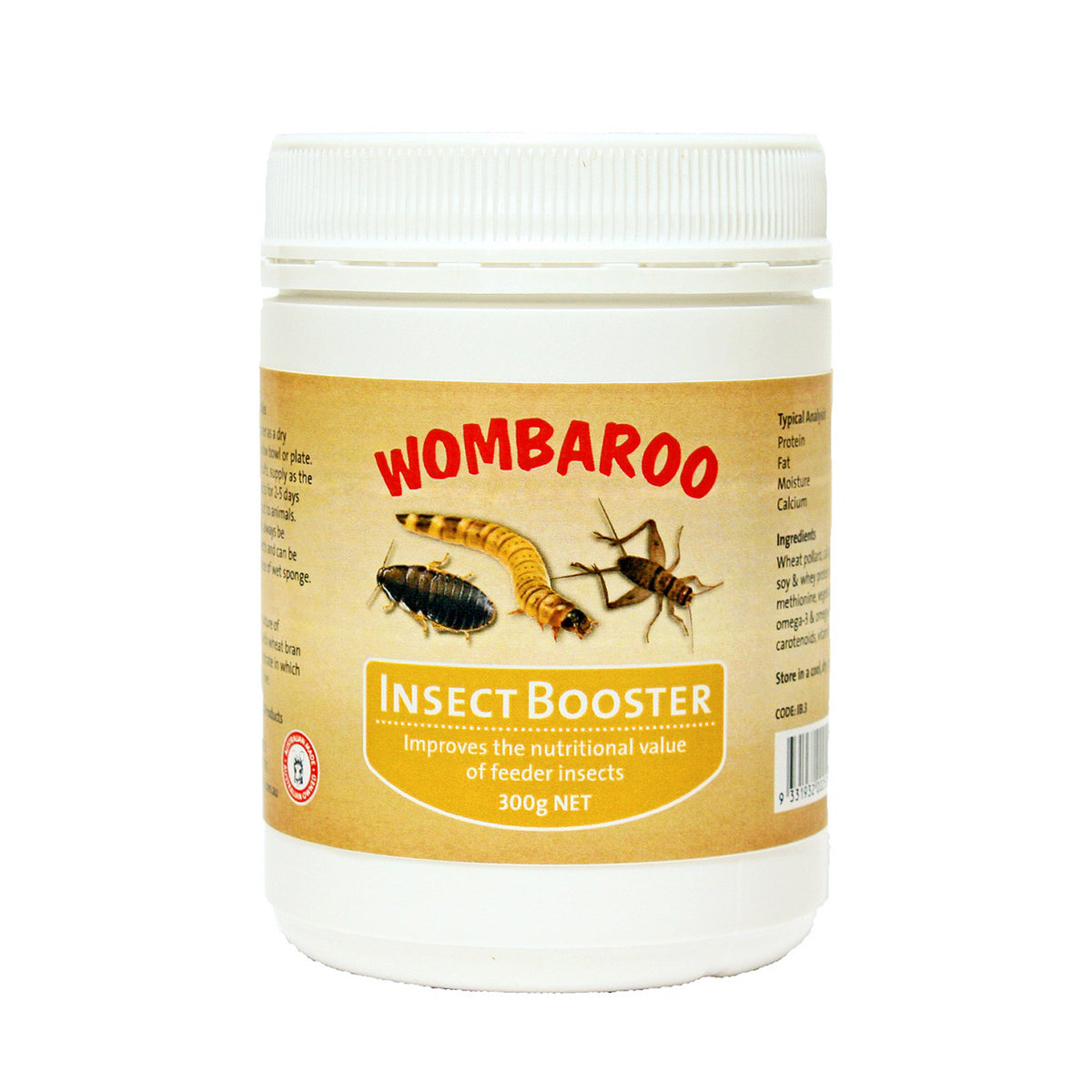 Wombaroo Insect Booster