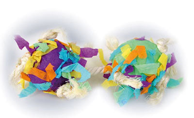 ForageWise Toss-n-Chew Foot Toy