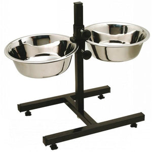 Adjustable Height Double Diner