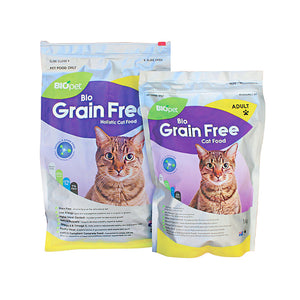 BIOpet Grain Free Adult Cat Food