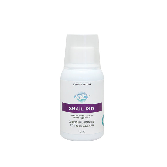 Blue Planet Snail Rid 125mL