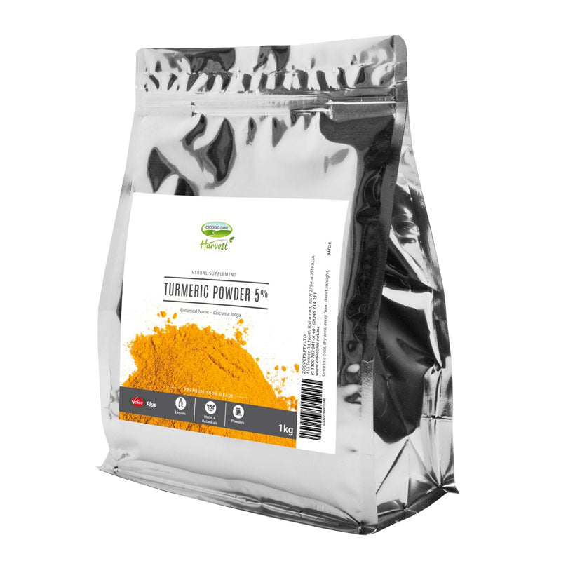 Crooked Lane Harvest Turmeric Powder 5%