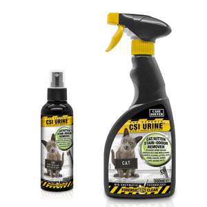CSI Urine Stain & Odour Remover - Cat/Kitten