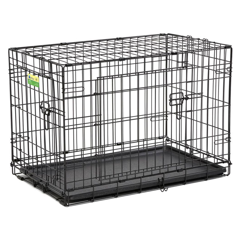 Contour Double Door Dog Crate