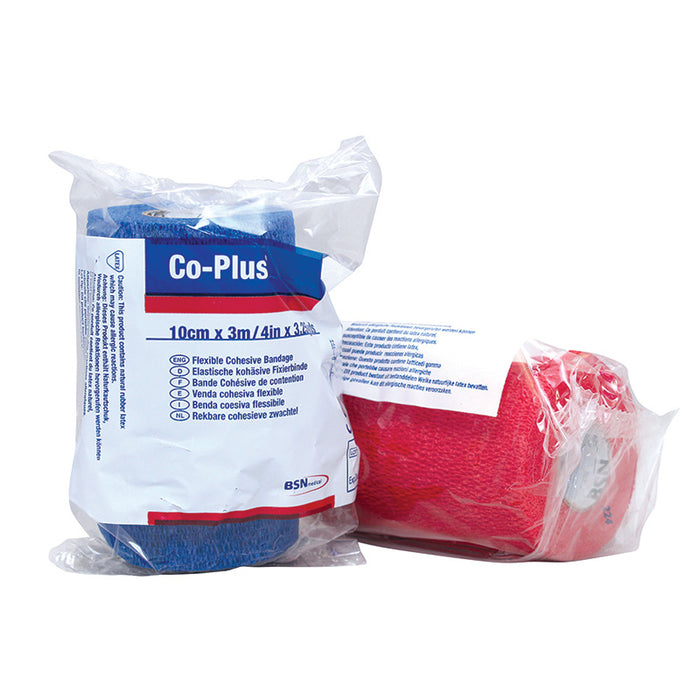 Co-Plus Self Adherent Bandage 10cm