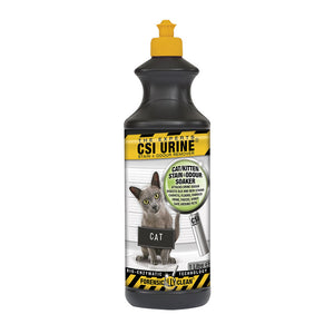 CSI Urine Stain & Odour Soaker - Cat/Kitten 1L
