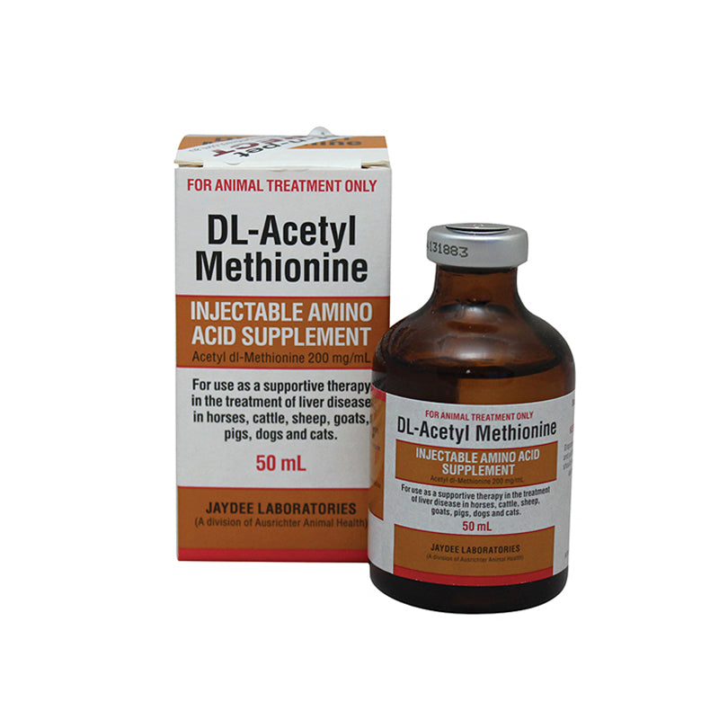 DL-Acetyl-Methionine Injection for Liver Detoxification 50mL