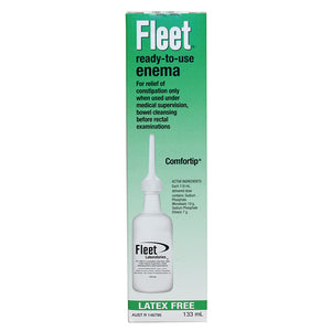 Fleet Ready to Use Enema 133ml