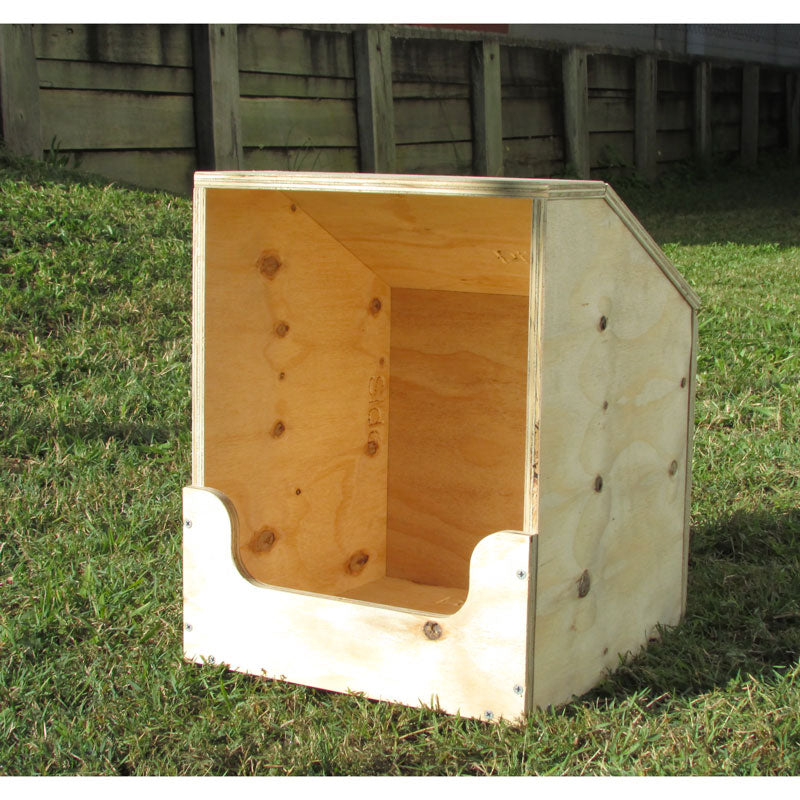 Chicken Layer Box - Flat Pack