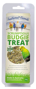 Feathered Friends Scrumptious Budgie Treat 100g
