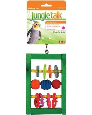 Jungle Talk Slide N Spin