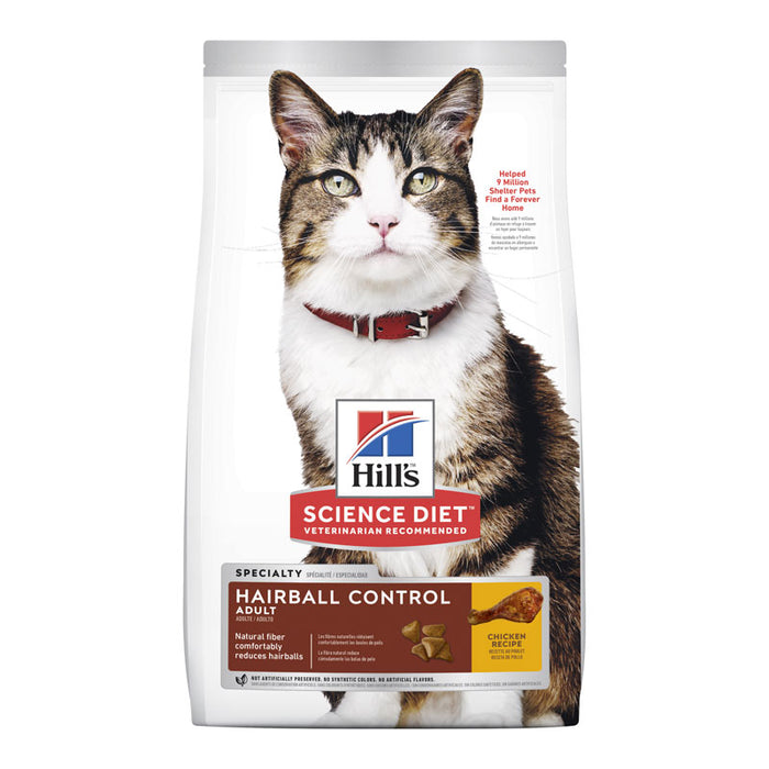 Hill's Science Diet Feline Hairball Control Adult