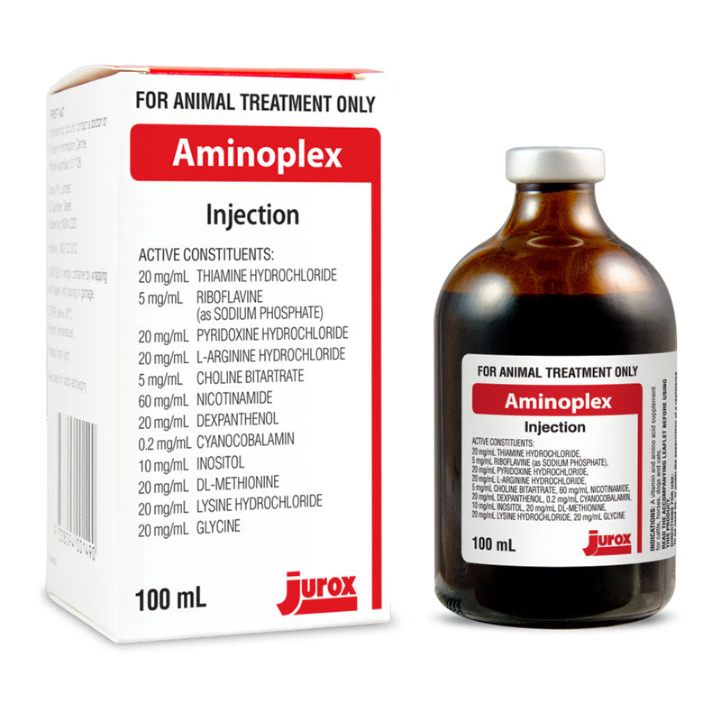Aminoplex Injection 100mL