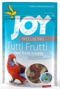 Joy Tutti Frutti Real Fruit Treats 200g