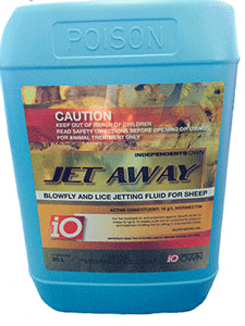iO Jet Away Blowfly & Lice